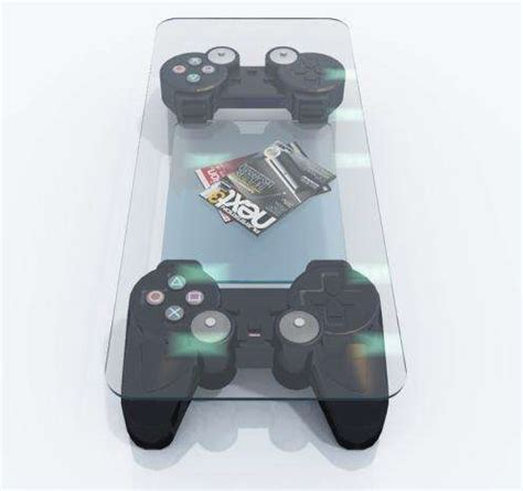 video game couch video game furniture the playstation controller coffee