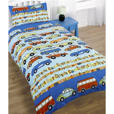 Single Bed Sets For Boys Boys Single Duvet Cover Pillowcase Bedding Sets New Ebay