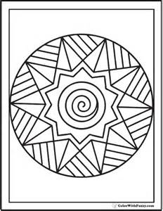 easy coloring books for adults 993 best images about mandalas on coloring