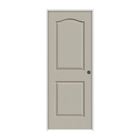 jeld wen 30 in x 78 in woodgrain 6 panel unfinished pine 78 ideas about prehung interior doors on pinterest