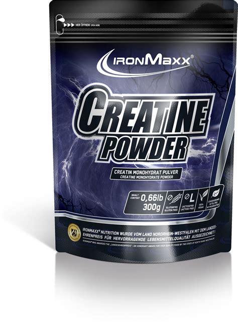 6 g creatine creatine 300 g ironmaxx vitalabo onlineshop