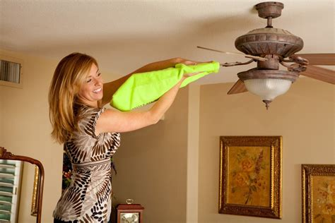 best way to clean ceiling fans best way to clean my ceiling fan