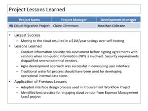 project management lessons learnt template closing the project 10 ways of embedding lessons learned