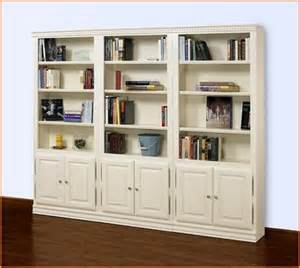 White Bookcase With Doors Ikea Ikea White Bookcase With Glass Doors Home Design Ideas