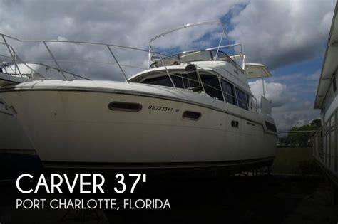 boat supplies port charlotte carver 3807 ac motoryacht for sale in port charlotte fl