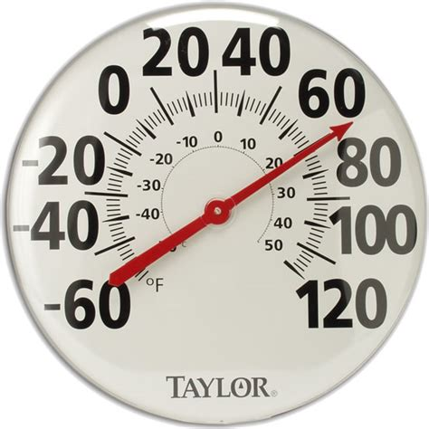 Patio Thermometer by 681 681 Thermometer 681 Analog
