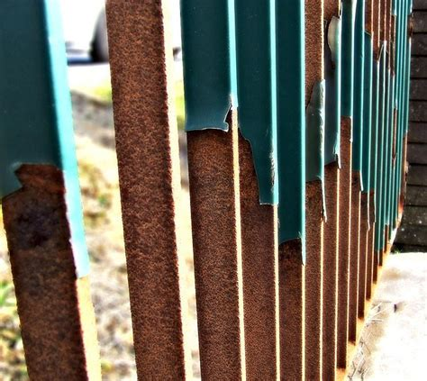 should i paint my worn out fencing or gate fencemakers