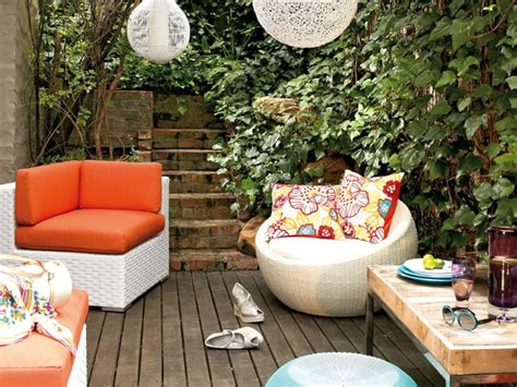 patio creativo cerrado interior