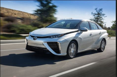 Toyota Mirai 2020 by Toyota Mirai 2020 Specifications Fuel Cell Vehicle