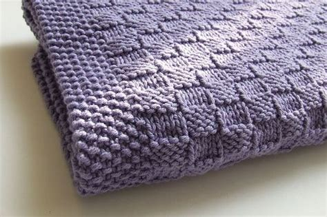 knitted basket weave afghan pattern basketweave blanket knitting