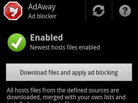 ad away apk android aplicaci 243 n adaway apk taringa