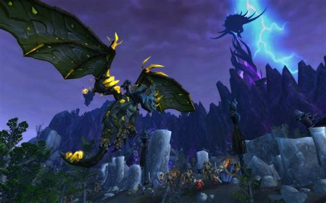 Wow Do This With An by Blizzard Will Allow Flying Mounts In Draenor With A Catch