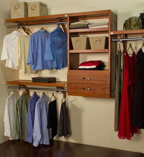 Woodcrest Closet System by Woodcrest In Craftsman Closet Jacksonville By Closet Appeal