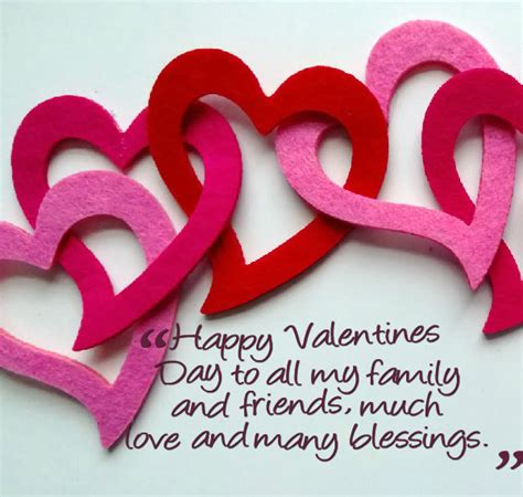 happy valentines day to friends and family valentines day quotes for friends and family valentines
