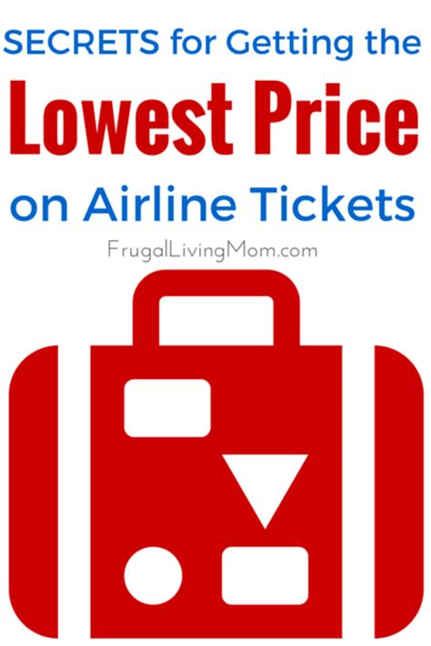 secrets    lowest price  airline
