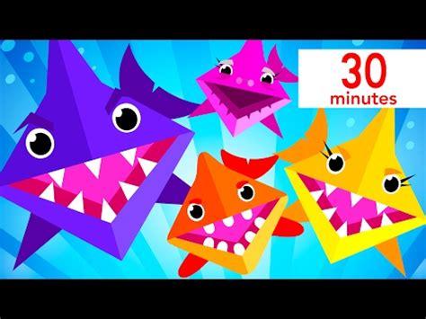 baby shark nursery rhyme lyrics baby shark origami song baby shark doo doo twinkle