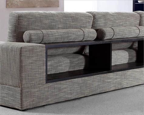 modern gray sofa set modern grey fabric sectional sofa set 44l0739