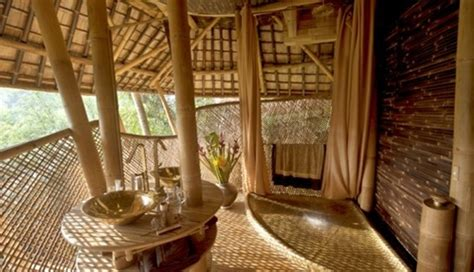 Bamboo House Interior Design by 30 Beautiful Exles Of Bamboo Houses
