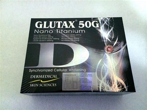 Glutax Inject glutax 50g nano titanium cellular whitening