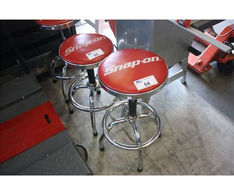 Snapon Stool by Snap On Adjustable Garage Stool