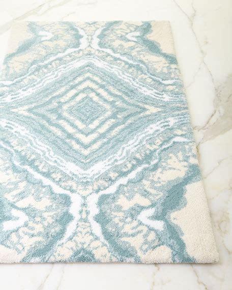 horchow bath rugs abyss habidecor geode bath rug
