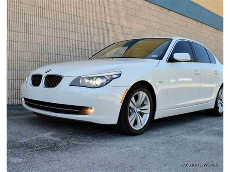 old car owners manuals 2009 bmw 5 series spare parts catalogs 2009 bmw 5 series for sale classiccars com cc 811180