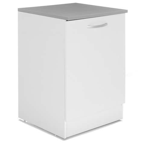 eko cuisine meuble de cuisine bas 1 porte 60cm eko cuisine