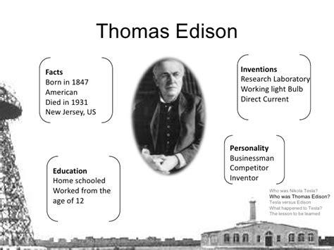 Who Invented Electricity Tesla Or Edison Nikola Tesla
