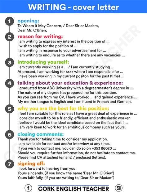 easy to use job application cover letter sle format