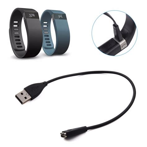 Fitbit Charger Hr genuine fitbit charge hr replacement charger usb cable for