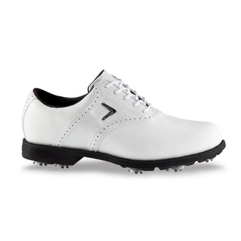 callaway 2012 ft chev tour womens wide golf shoe white