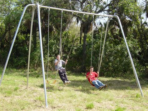 backyard swings for adults herculean swing set yes i m an adult and i want a swing
