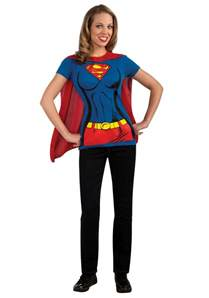 Womens Halloween Costume Ideas Supergirl T Shirt Costume For Women Easy Superhero Costume Ideas