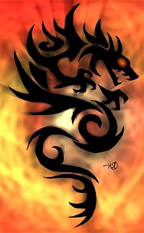 cool dragon tattoos painting cool tattoos