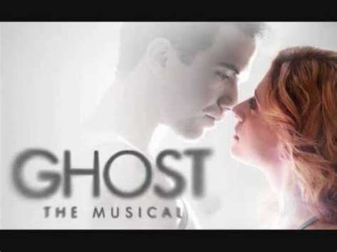 film ghost lyrics with you ghost the musical lyrics youtube
