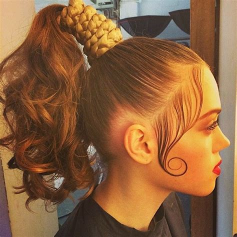 hairstyles that are curly on the edges 17 best images about edgy edges on pinterest follow me