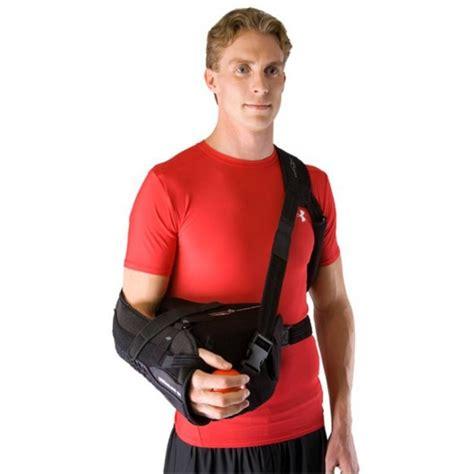 Promo Brace Arm 220 2pcs Terlaris donjoy ultrasling iii er arm sling