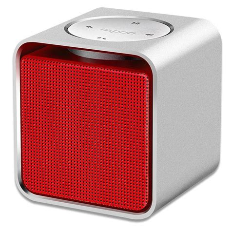 Speaker Nfc win a rapoo a300 bluetooth 4 0 mini nfc speaker from gadget review 60 value