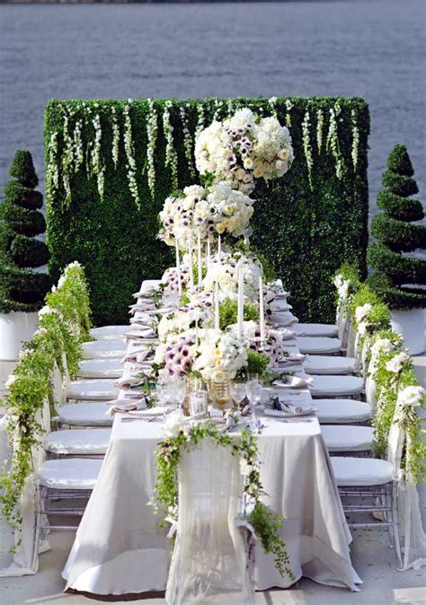 wedding tablescapes wedding tablescape old world garden mariage