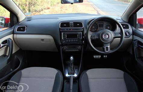 Polo Car Interior by Volkswagen Polo Gt Tsi Expert Review Cardekho