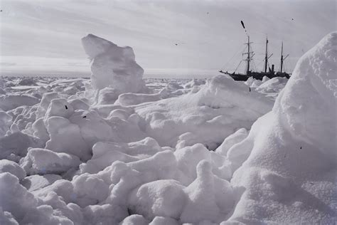 iced in ten days trapped on the edge of antarctica books on this day 1915 endurance trapped in pack