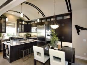 shaped kitchen designs design ideas islands good kitchen ideas design styles and layout options hgtv