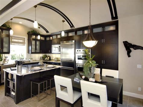 ideas for kitchens kitchen ideas design styles and layout options hgtv