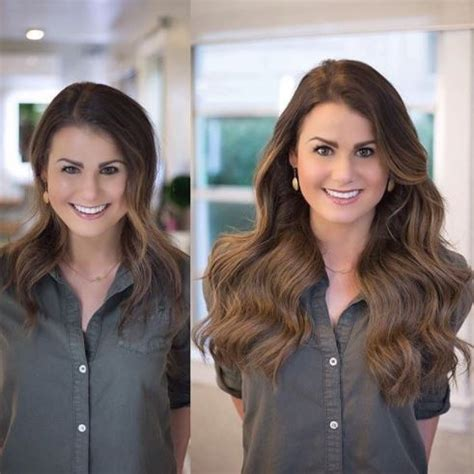 before after di biase hair extensions usa on pinterest about hair extensions di biase hair extensions usa store