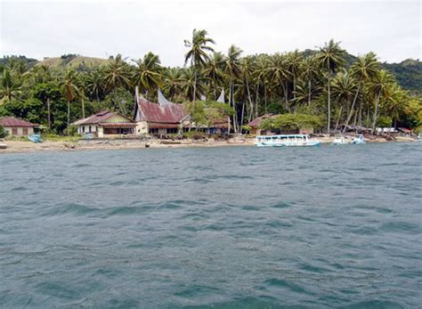 pantai tanjung mutiara tempat tamasya terbaik  pinggir