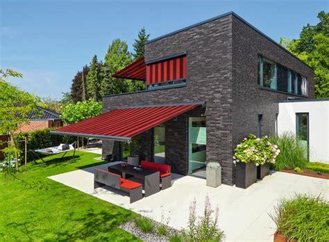 moderne terrassen markisen