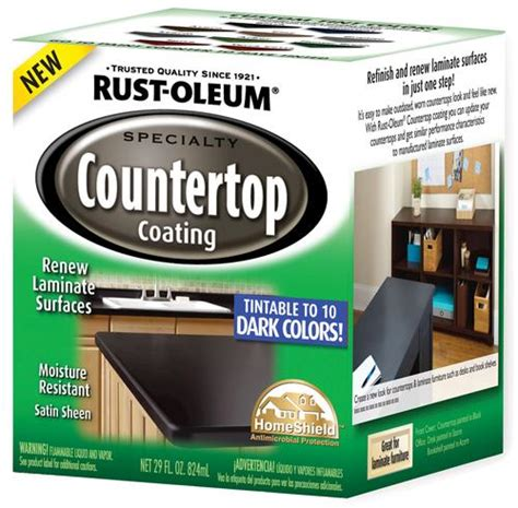 Rust Oleum Countertop Coating by Rust Oleum 174 Specialty Base Countertop Coating Kit At