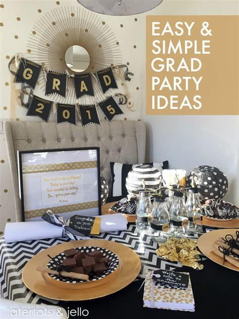 Graduation Decorating Ideas by More Graduation Gift Ideas Tatertots And Jello