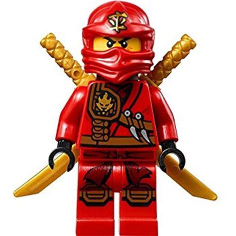 film ninja red amazon com lego 174 ninjago minifigure kai zukin robe red