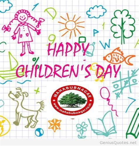 S Day Drawing Happy Children S Day Drawing